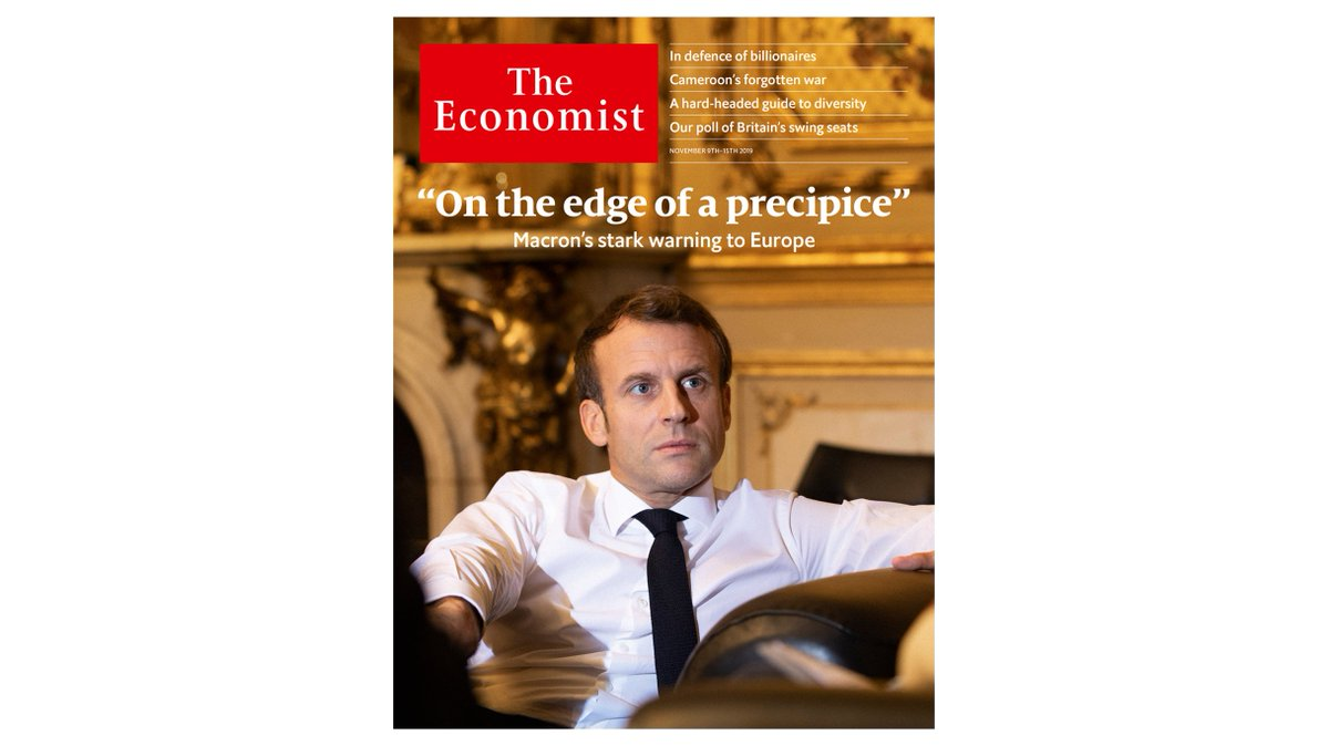 The Economist On Twitter It Is High Time For Europe To Wake Up According To Emmanuel Macron Read An Astonishingly Candid Interview With France S President Https T Co Byutbtgurl Https T Co Buzq7epmy9