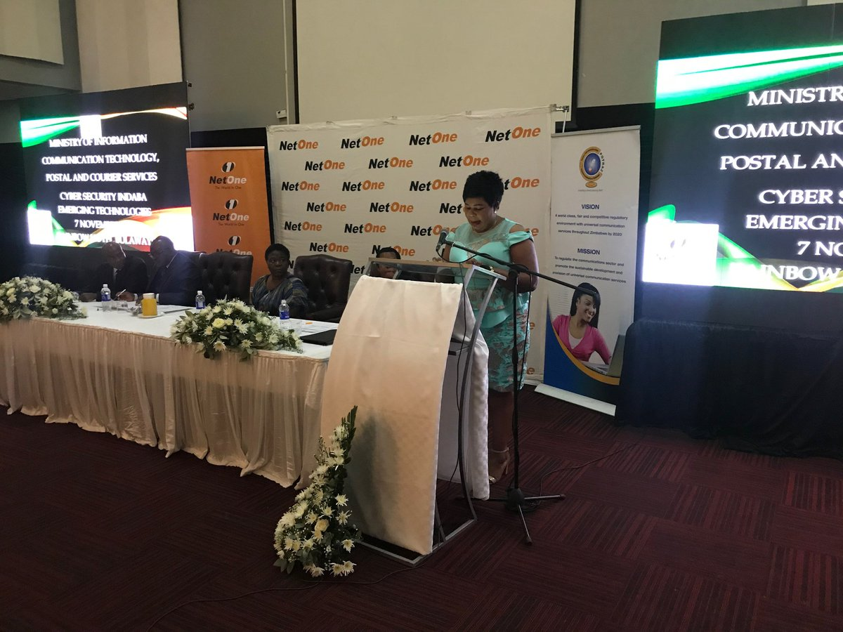 #HappeningNow #CyberSecurityIndaba   @NetOneCellular Regional manager @DubeElmah says the internet has become an integral part of human life and as such cyber security needs to be taken seriously @InfoMinZW @Min_ICTCS_ZW @Potraz_zw @tonganaiw #CyberSecurityAwareness https://t.co/KRnoBxqmyo