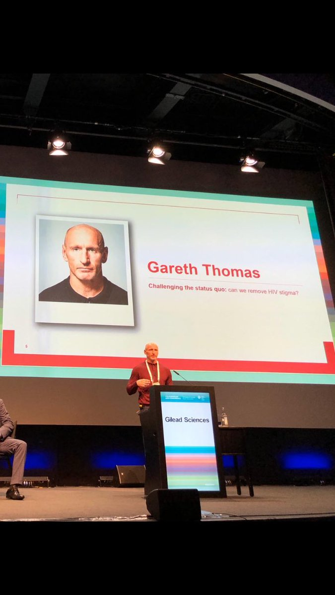 What an amazing experience, my first presentation to an amazing audience at the European Aids Conference. People dedicated to making change.#EACS2019