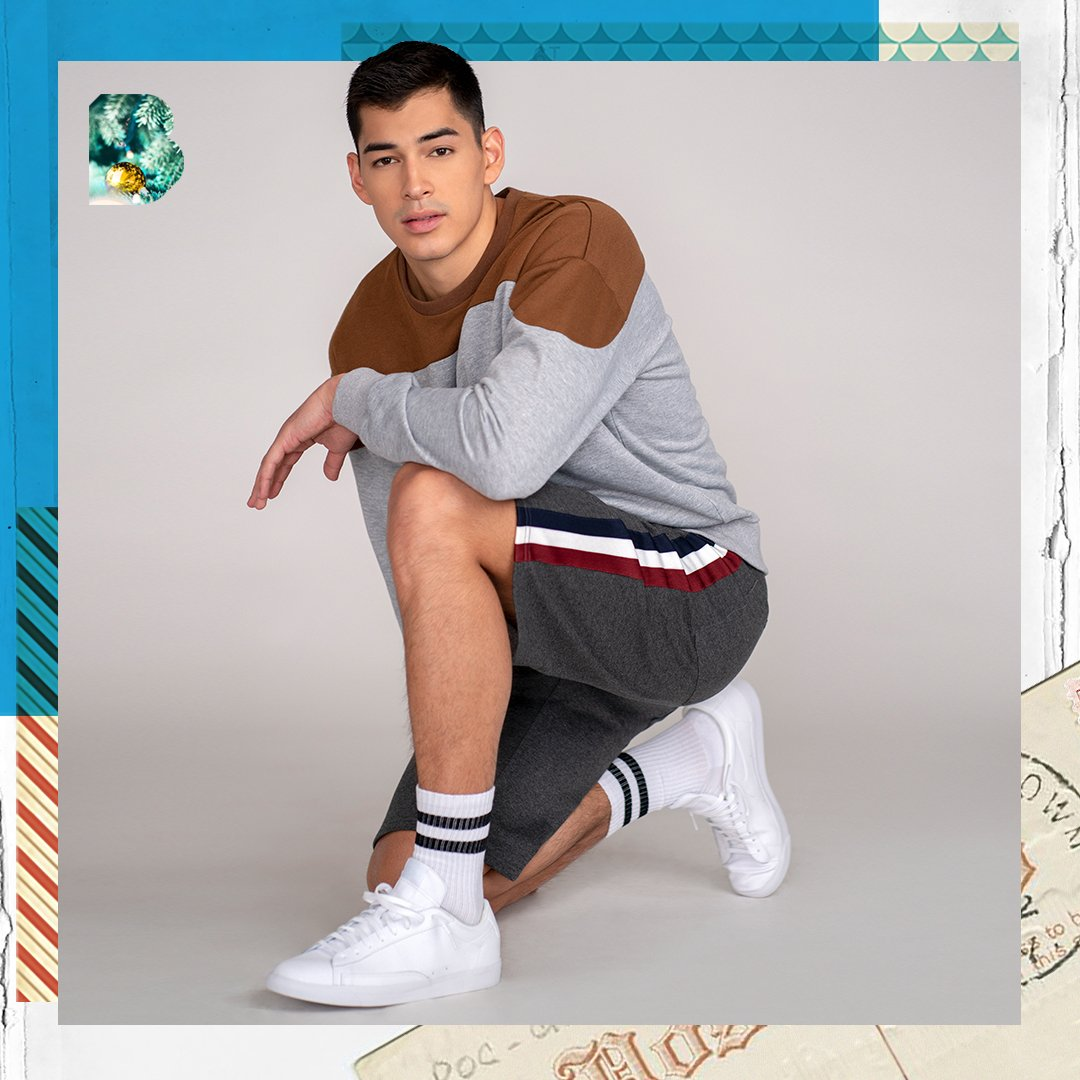 Cozy style within reach 🙌 #BENCHHoliday2019 #WithLove