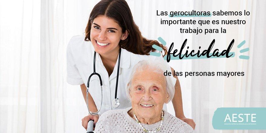 test Twitter Media - 🤗Una gerocultora sabe lo importante que es su trabajo para las #PersonasMayores, comprende la difícil situación en la que se encuentran, sus problemas de salud, psicológicos y anímicos, y es capaz de ver más allá.  ¡Gracias por vuestra profesionalidad!  https://t.co/t3hRuYz3fT https://t.co/GuWrPI74Ai