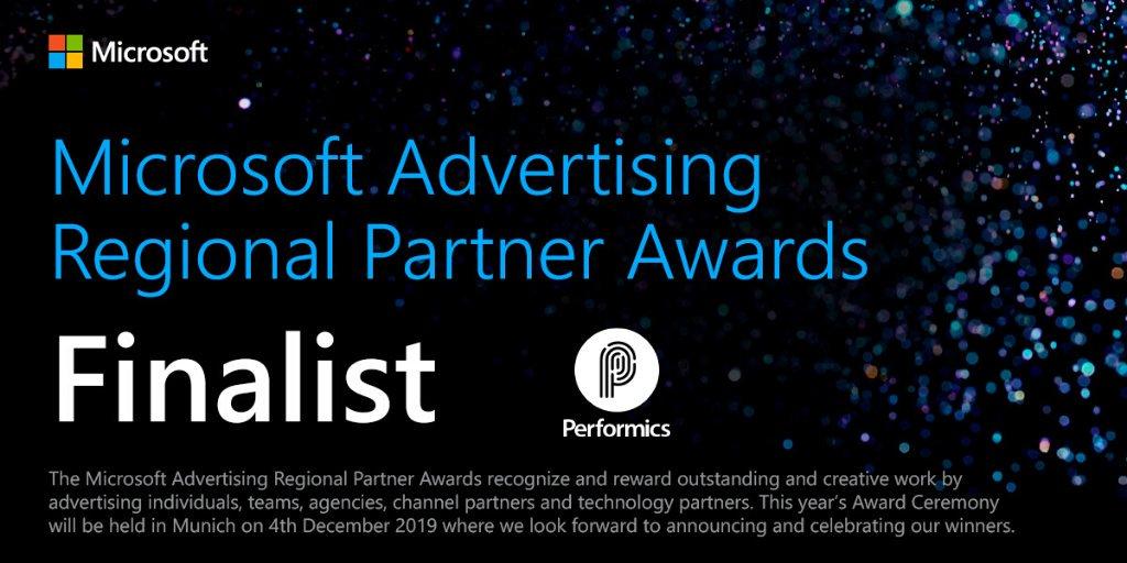 """test Twitter Media - Une bonne nouvelle pour démarrer la journée, nous sommes finalistes des @MSFTAdvertising Regional Partner Awards dans la catégorie """"Account Team of the Year"""" avec 2 de nos équipes ! Résultats attendus le 4 décembre à Munich 🚀🍀https://t.co/cxo37YGflb https://t.co/AN51dCucZk"""