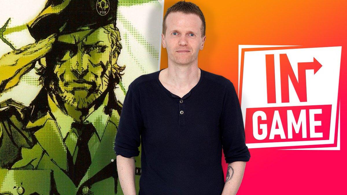 Metal Gear Solid 3, le QTE le plus difficile au monde ! On parle de la fin du jeu avec @Logan_JV :