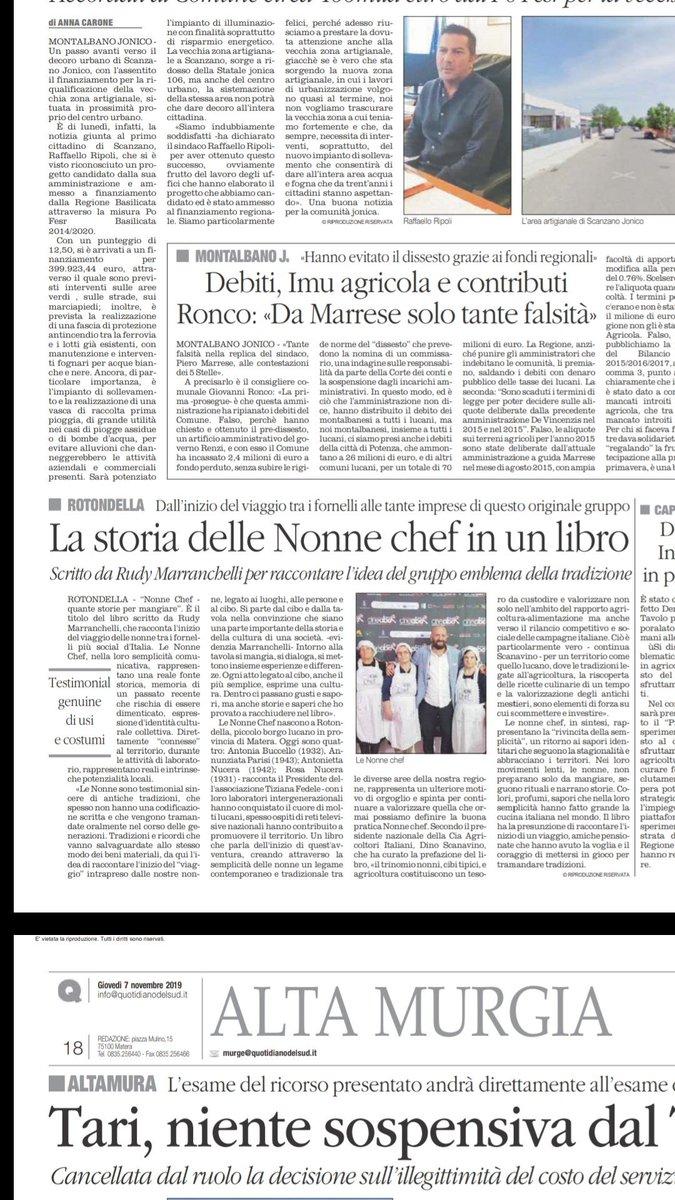 Le nostre nonne chef via @quotidianoweb #Rotondell...