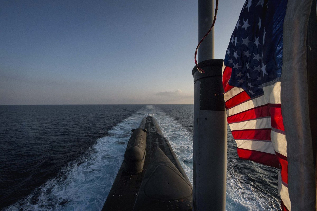 In his 13th podcast, ADM Foggo discusses how for 24 hours, nobody knew where @DavidMuir, the anchor of @ABCWorldNews, was… Its a rare look into life abroad a submarine and what makes this platform a vital asset to our national security. Listen here: spreaker.com/user/usnavalfo…