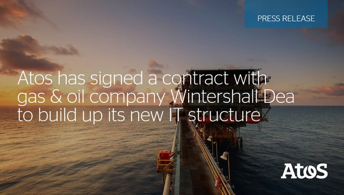 We've signed a long-term contract with Europe's leading independent #gas & #oil company @W...