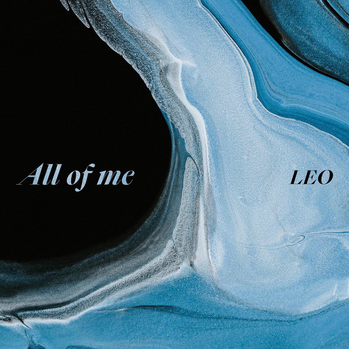 레오(LEO) All of me 2019. 11. 10 6PM (KST) Release #레오 #LEO #All_of_me #20191110_6PM