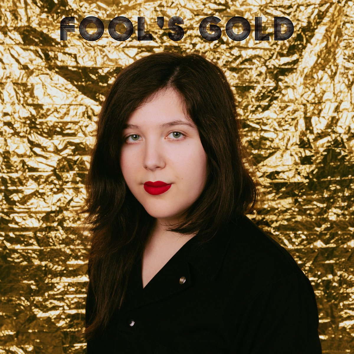 Fool's Gold out today, last song from the EP. I've been playing this live for at least a year. Thanks for tuning in 🖤  https://lucydacus.ffm.to/foolsgold