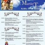 Image for the Tweet beginning: Fiestas en San Martín de