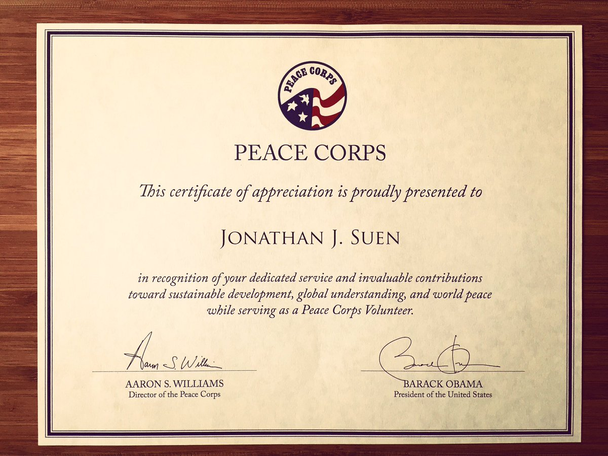 Shout out to the @PeaceCorps & @GallaudetU, two institutions that have significantly shaped my journey along the way to where I am now @JHUNursing! #ThrowbackThursday #gratitude #RPCV #audpeeps #PhDlife twitter.com/jhsph_hearing/…