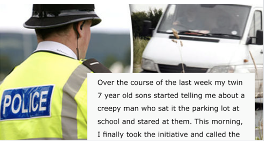 This dad told police a pervert was watching his 2 sons and the unexpected plot twist is brilliant #recap thepoke.co.uk/2019/05/03/dad…