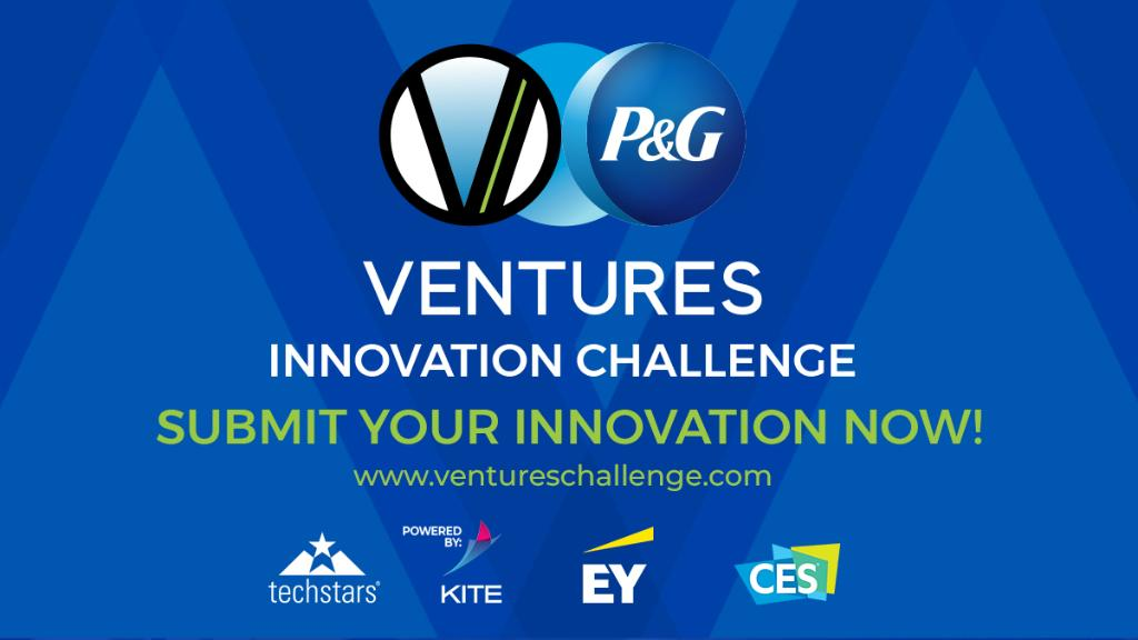 Know an #entrepreneur with a product that can improve everyday lives? Tag them below to let them know they should enter the #PGVInnovationChallenge where they'll have a chance to pitch their product at #CES2020 in P&G #LifeLab! spr.ly/60191KLMV @PGVStudio #CES #PGLifeLab