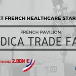 #Didyouknow that 🇫🇷 is the🌍's 5th largest market for #medicinalproducts for human use & for #medicaldevices? & that its the 2nd in Europe?  When it comes to #healthcare, the 🇫🇷 know their stuff!   Meet 170+ 🇫🇷 businesses at @MEDICATradeFair ➡️ https://t.co/srLf49xzAE #MEDICA2019