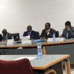 Image for the Tweet beginning: Audition du Ministre de l'Education