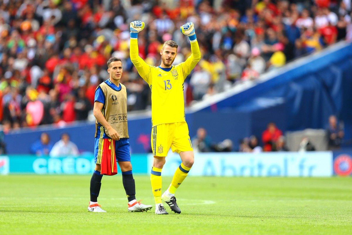 🎂🎈 @D_DeGea 🎈🎂 🇪🇸 Spains number 1⃣❓ #EURO2020