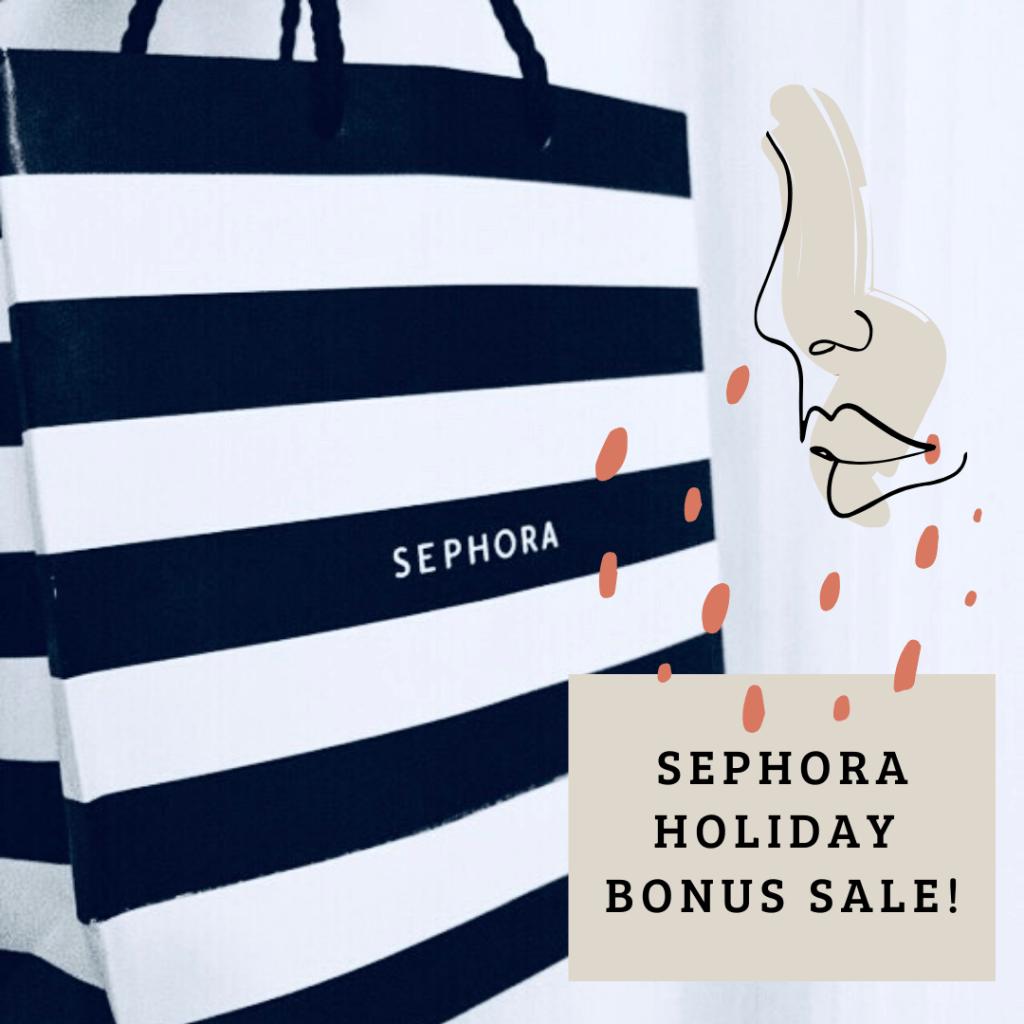 What I'm Buying From The @Sephora Holiday Bonus Sale! #salefinds #bbloggers #beautyaddict #MOTD #makeup #sephora #holidaybeauty