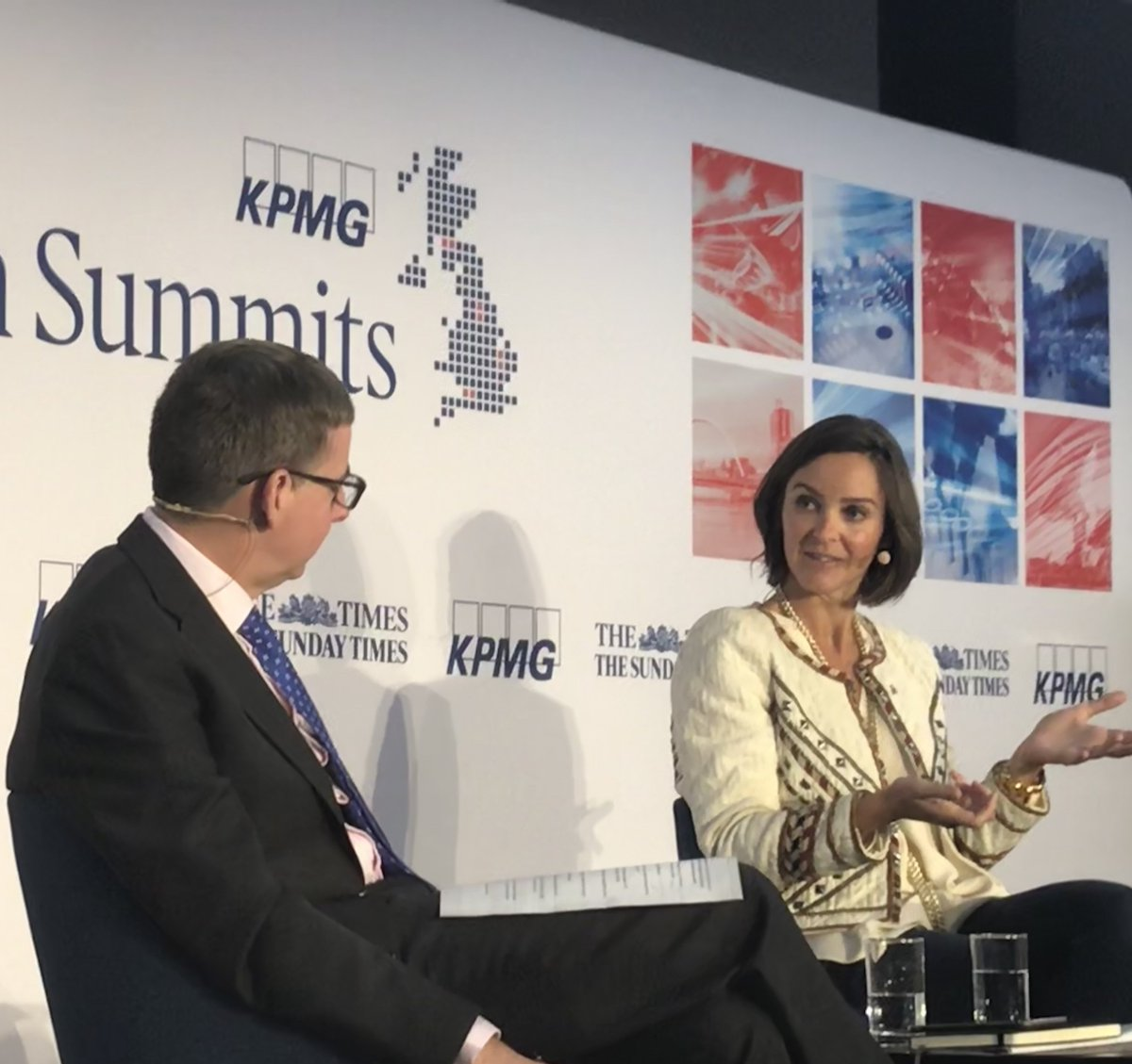 Channel 4 CEO @mahonalex outlines the opportunities presented by @Channel4s new National HQ in #Leeds in conversation with Business Editor Richard Fletcher at the @thetimes @thesundaytimes #growthsummit