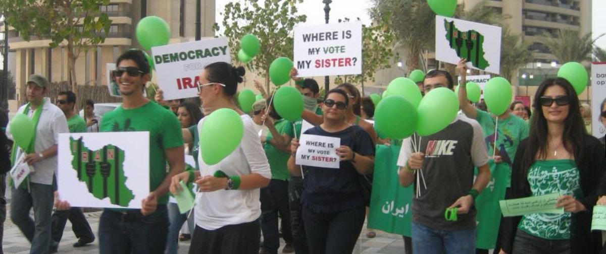 test Twitter Media - Social media was instrumental in the 2009 Iranian protests. 10 years on, content preserved by the International Digital Ephemera Project helps us understand the Green Movement, but preserving born-digital ephemera remains a challenge #WDPD2019 https://t.co/RwpVC1eLnt https://t.co/OknHIBOUMm