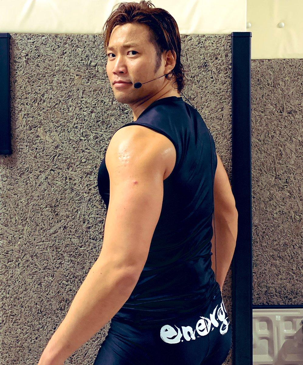 体操のお兄さん 筋肉