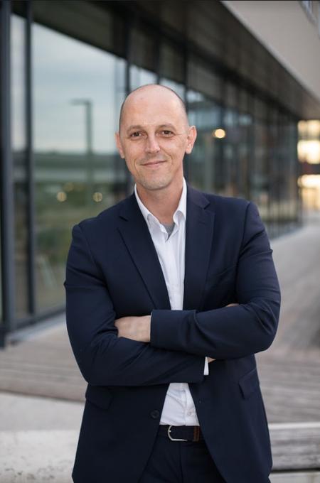 Friso Jankowsky (41) ist neuer Head of Business Technology & Innovation Center CEE...
