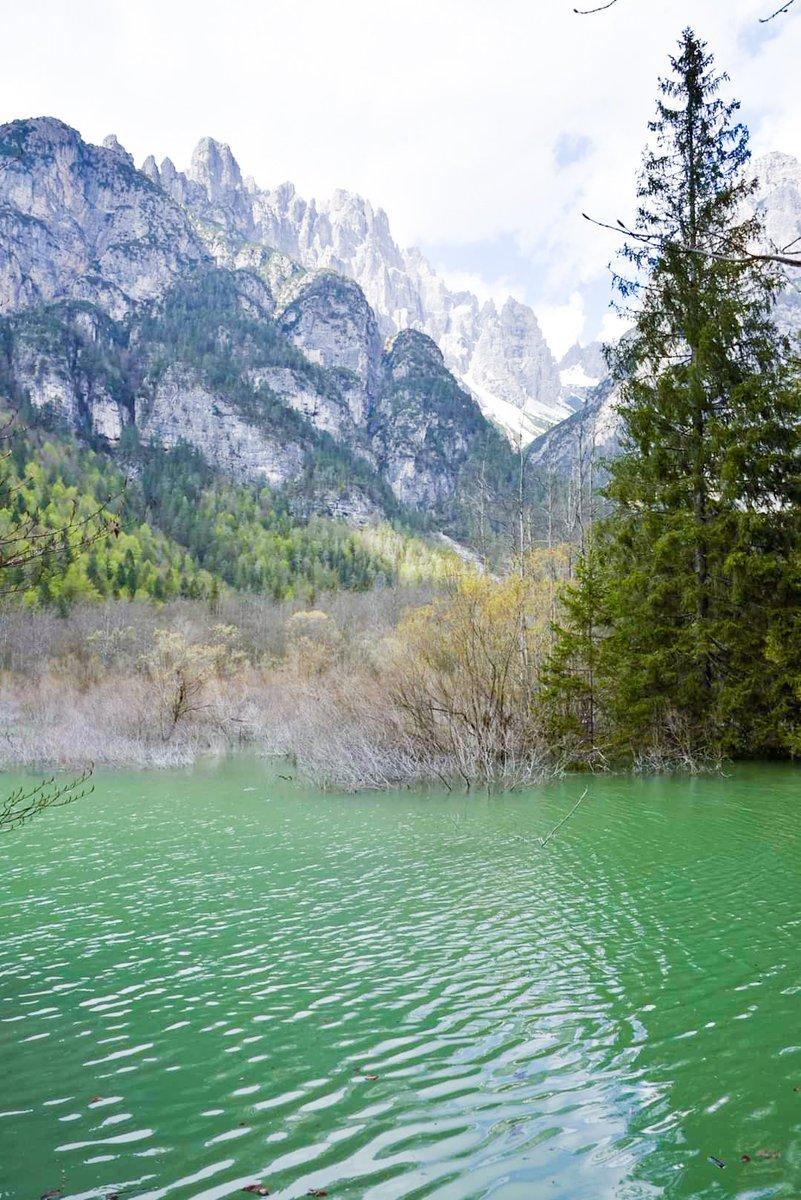 Lago Meluzzo. Foto Fabiano Bruna. Sabato 9 novembr...