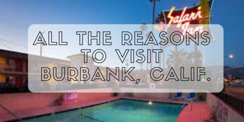 If you've been thinking about visiting Burbank - DO IT!! All the Reasons to Visit Burbank California #TheGeeklyRetreat #VisitBurbank @TheGeeklyShow @SafariBurbank @VisitBurbankUSA    http:// bit.ly/36JUqt0    <br>http://pic.twitter.com/MVegtCVCd2