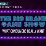 Win a holiday at #MSHuddle!🌴All you have to do is join  @Captify at the #BigBrandGameShow, where we'll be challenging the best & brightest in the biz to go head to head to see if they know what consumers REALLY want! @mindshare_uk #PowerToThePeople