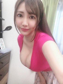 AV女優若月みいなのTwitter自撮りエロ画像16