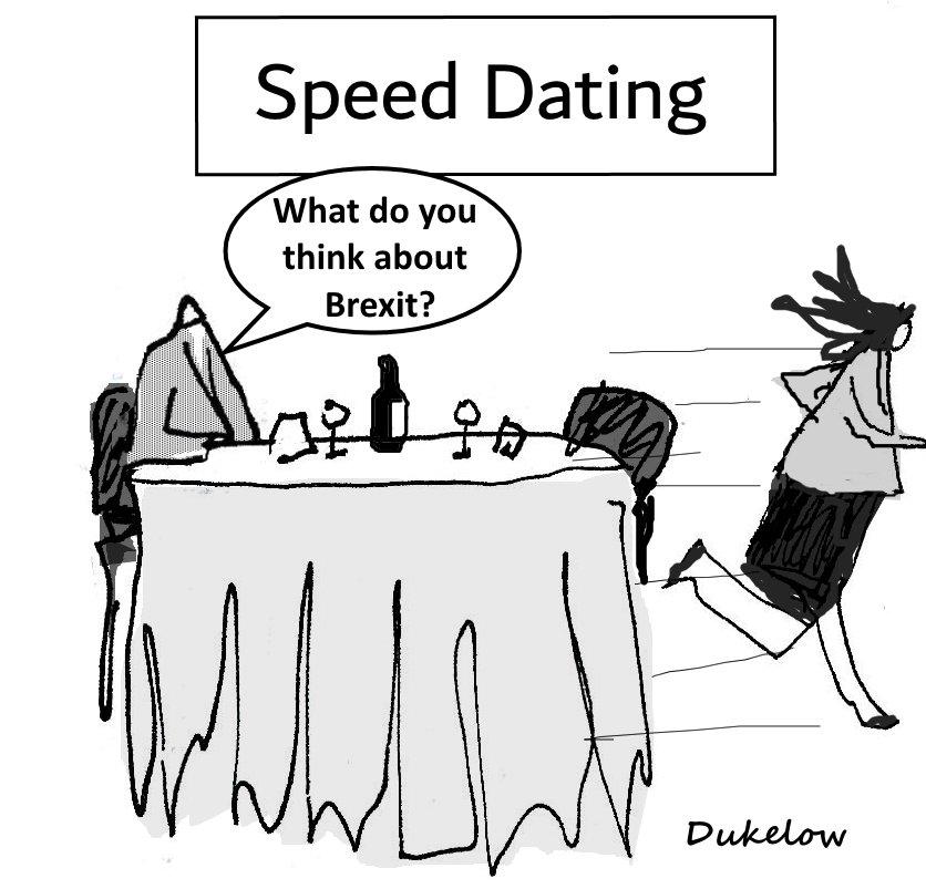 Ellwoodatfield Com On Twitter Pocket Cartoon 3 19 Speed Dating Colin Dukelow Private Eye Colindukelow Privateeyenews
