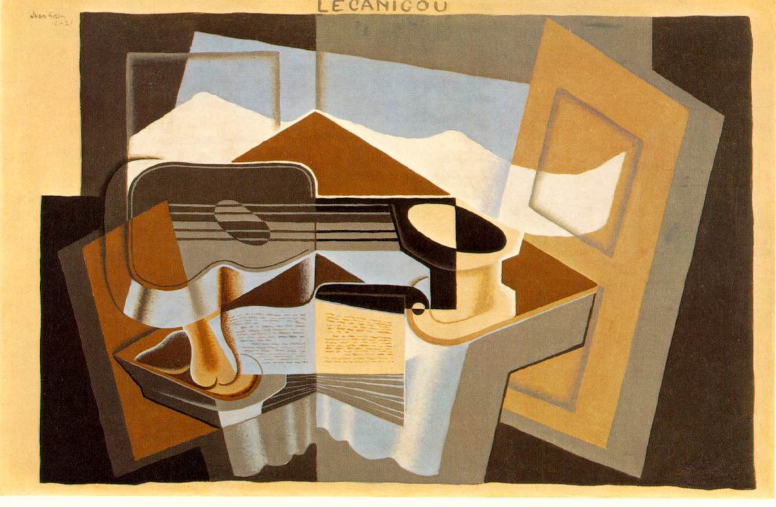 The mountain 'Le Canigou', 1921  https://www. wikiart.org/en/juan-gris/t he-mountain-le-canigou-1921  …  #spanishart #juangris <br>http://pic.twitter.com/W9DB13gCnd