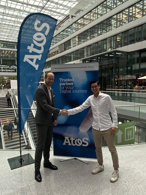IT-Sicherheit: Kooperation von Atos mit White Hacking Experte Philipp Kalweit @philipp_kalweit...