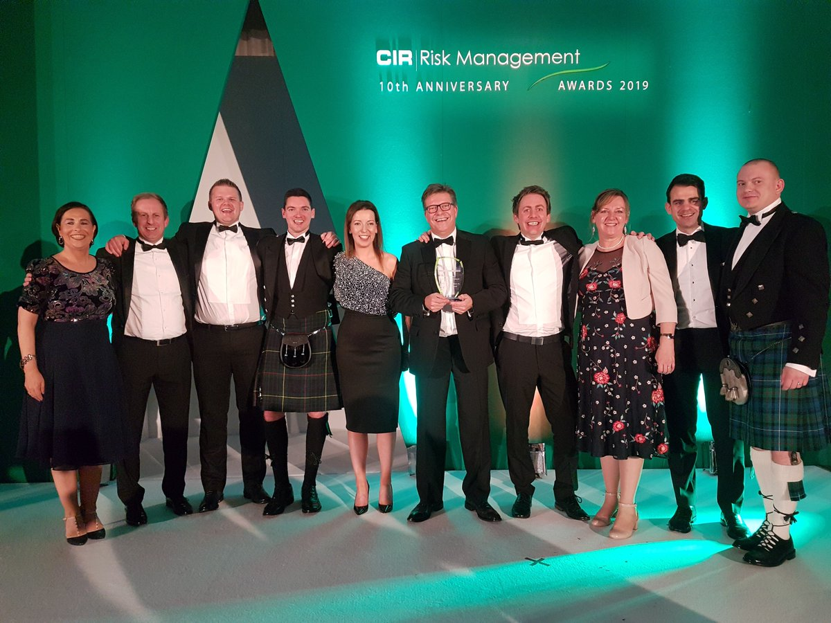 Northern Ireland Water On Twitter A Huge Congratulations Go To Our Cpmo Risk Value Team Who Were Selected As Overall Winners In The Public Sector Risk Management Category At Last Night S