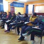 Image for the Tweet beginning: #EnEsteMomento #FortalecemosLaEducación. 🤝  Dictamos un taller en