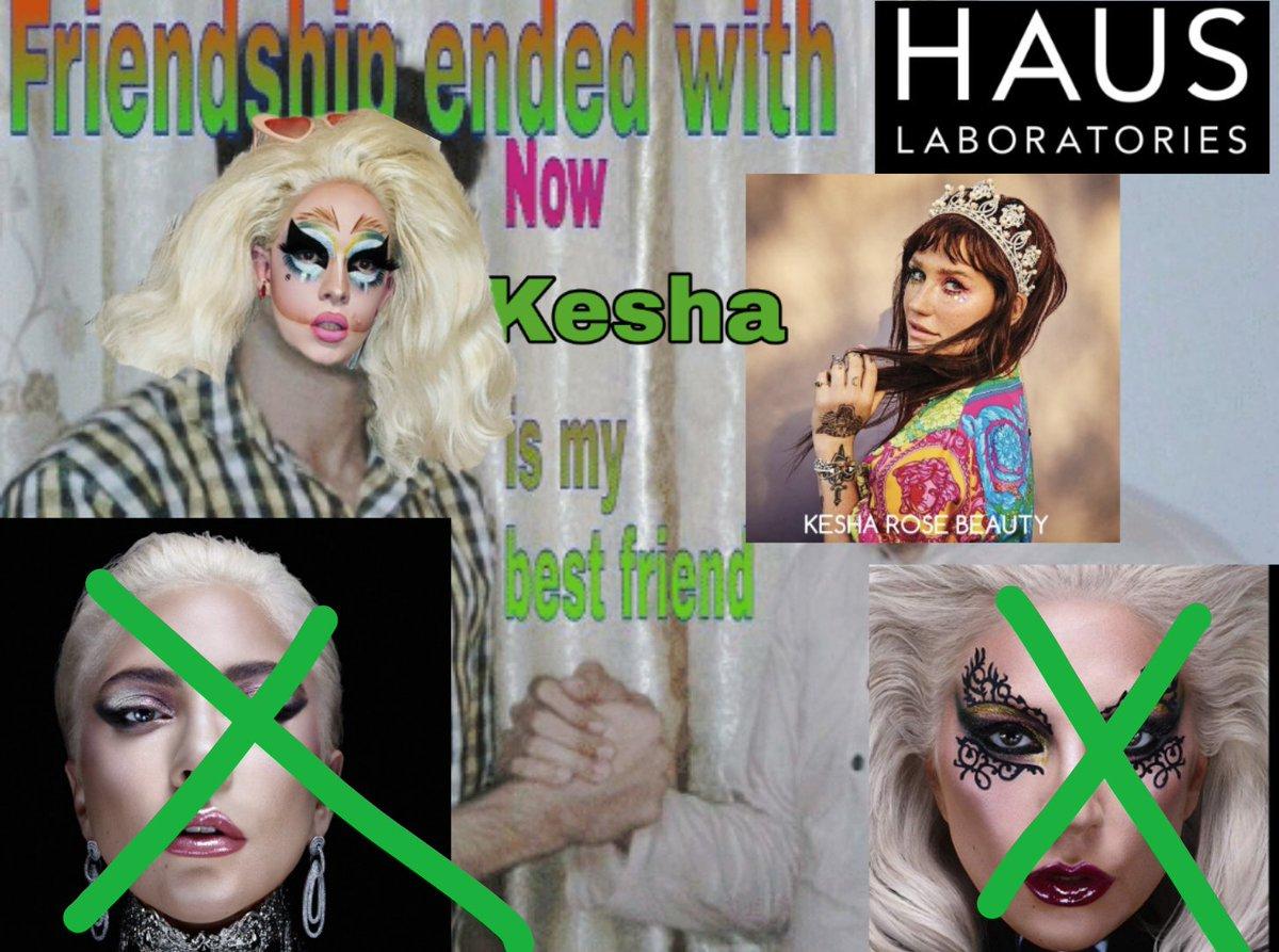 Kesha has a makeup line coming???