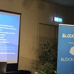 Image for the Tweet beginning: @BlockchainDan presenting the Syscoin Ethereum