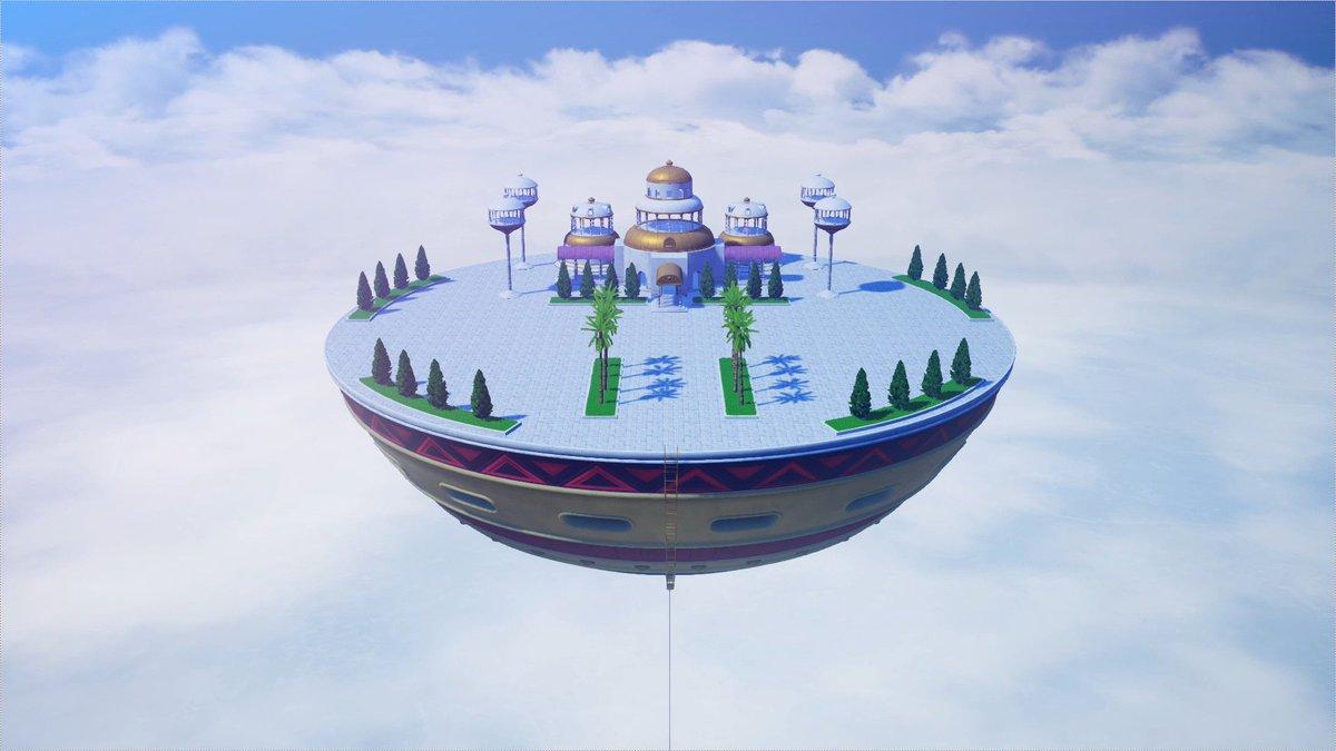Les décors de Dragon Ball Z Kakarot ! Voilà qui donne envie. Sortie le le 17 janvier 2020 sur PC, PS4 et Xbox One.