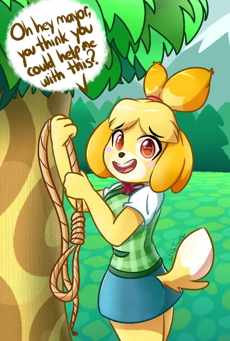 """Animal Crossing Isabelle Pregnant Porn Pics out of context western porn comics on twitter: """"… """""""