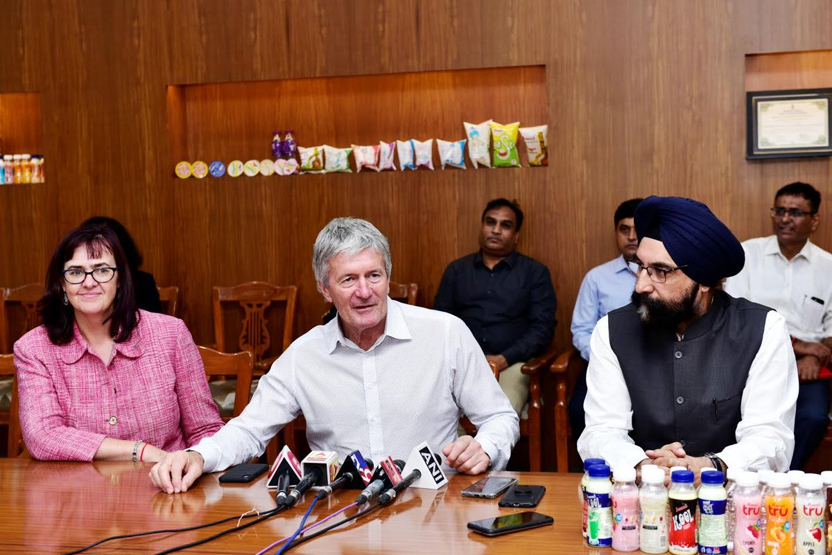 Days after India's decision to stay away from RCEP, New Zealand Minister visits Amul plants, sees collaboration opportunity in dairy sector