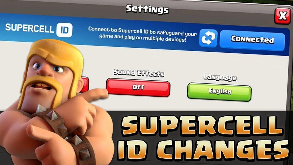 supercell id login