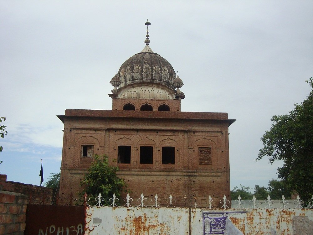 Systematic Destruction of Gurudwaras of Pakistan