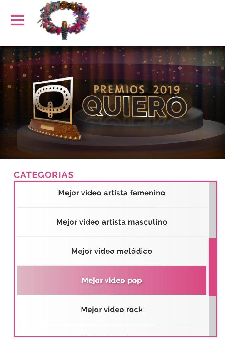 A VOTAR por @LuisFonsi en los #PremiosQuiero2019 en las categorías:  ✨ #MejorVideoPop y ✨ #MejorCoreografía con la canción #DATELAVUELTA junto a @NickyJamPR & @SebastianYatra Coreógrafo: @dannylugo3107 👏 @quieromusicatv 🎶📺 @fonsi_fielesarg