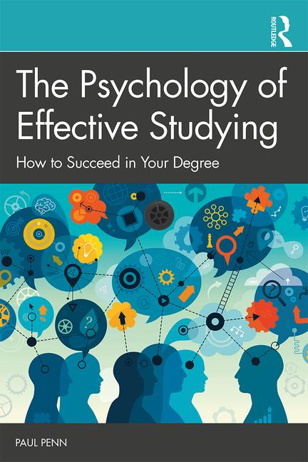 """""""Imagine the ideal #AcademicAdvisor...If such an advisor exists, it is probably @Dr_Paul_Penn. This book is a marvelous tutorial on how to succeed as a #Student' – @skosslyn  #University #Freshers #Studying #Freshers2019 #FreshersGuide19 #Students"""