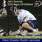 Image for the Tweet beginning: Huge congratulations to Jake Spaniak,