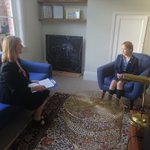 Thank you so much to @priors_field Head and Longacre Governor Tracy Kirnig for kindly giving her time to conduct mock interviews with some our Year 6 children. #governor #prepschool #prepschoolguildford #prepschoolsurrey #LongacreLife