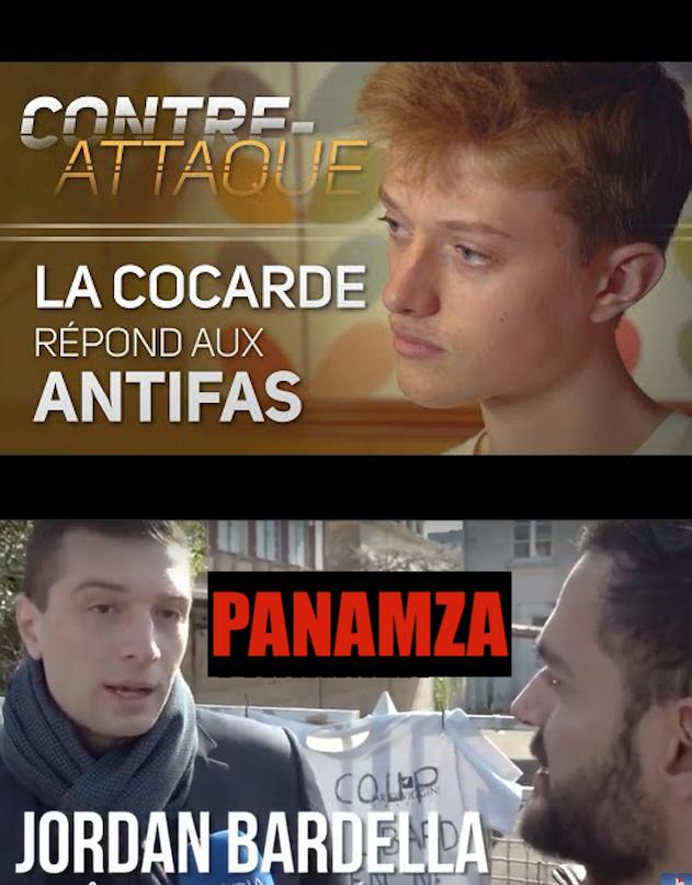 Vincent Lapierre continue de servir la soupe au clan Le Pen