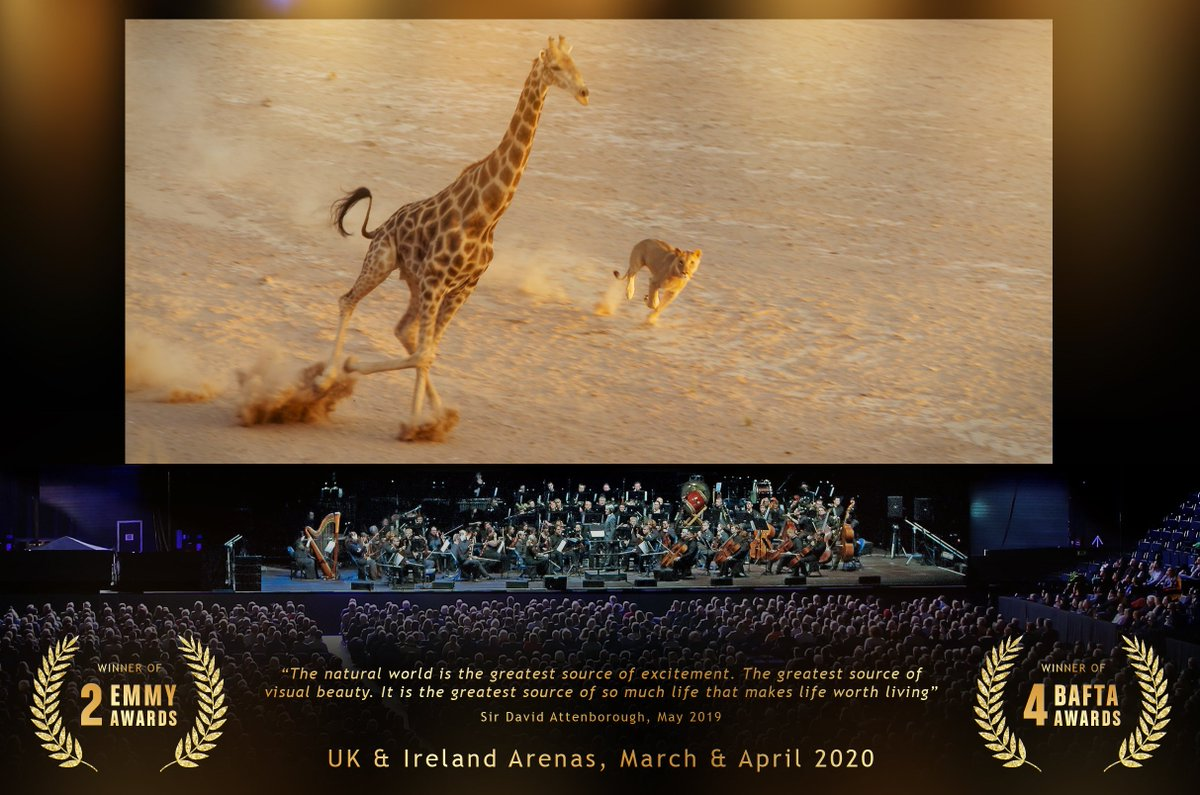 Following the success of @justwateruk BluePlanet 2019 sponsorship / sampling campaign delighted to say @Scenario_UK is working with the team behind @PlanetEarth2UK March / April 2020 🌍🌏🌎🦒🐳🦎🐒💨 #herewegoagain