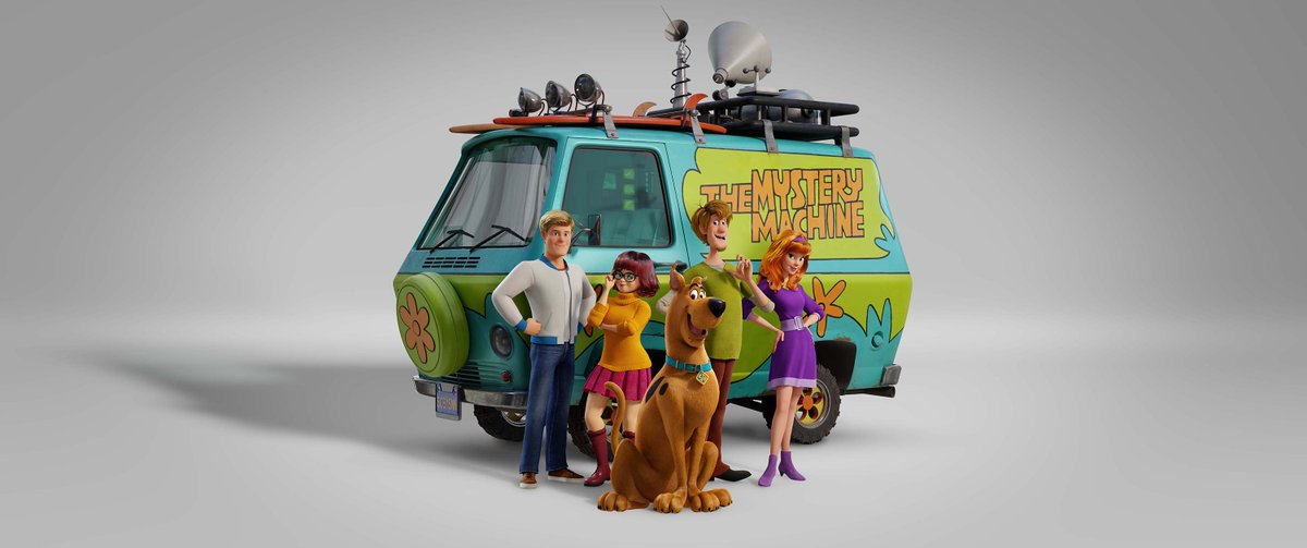 The Gang Returns In Scoob! Teaser Trailer