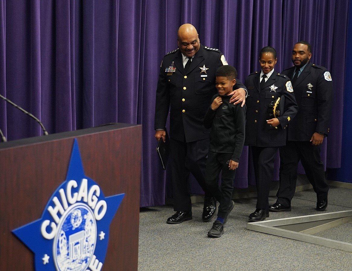 @Chicago_Police's photo on Eddie Johnson