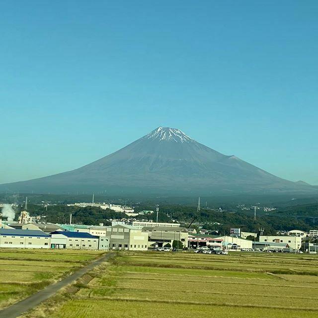 今日の #富士山  #イマソラ #いまそら #ノンフィルター #ノーフィルター #青空 #あおぞら #bluesky #空 #そら #sky #山 #Mountain #MountFuji