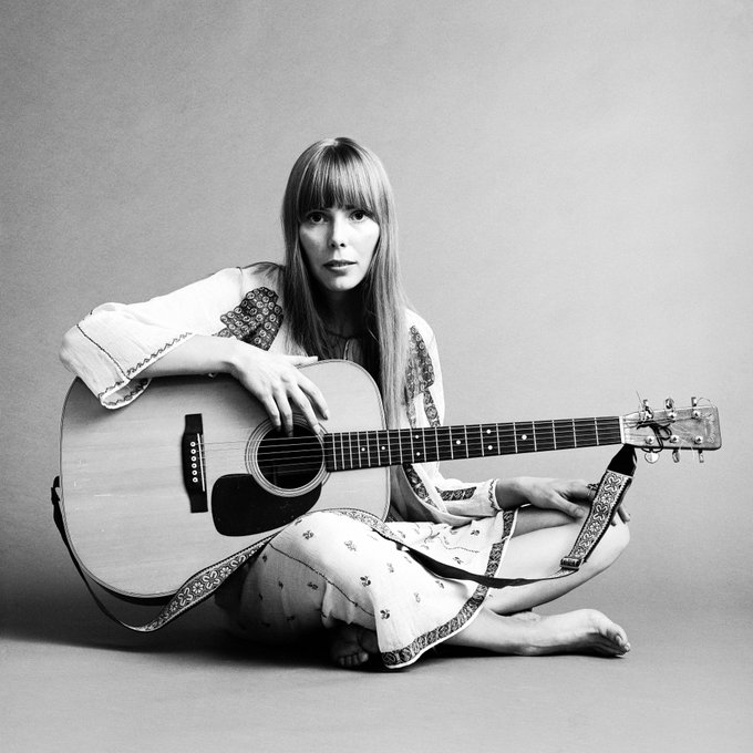 We are stardust We are golden And we\ve got to get ourselves Back to the garden  Happy Birthday Joni Mitchell!